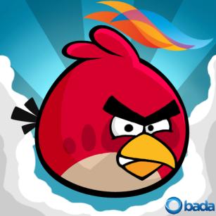 Angry Birds on bada
