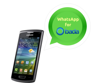 WhatsApp for bada